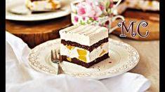Ciasto Brzoskwiniowa Chmurka – PRZEPIS – Mała Cukierenka