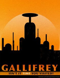 Gallifrey Isn't It TIME you visited