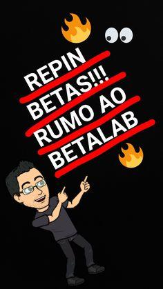 #betalab #beta #timbeta #somostodosbeta #tim