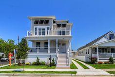 New Construction Beach House •29 N. Huntington Avenue, Margate, NJ