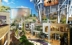 5+design: dragon valley retail district | Yongsan, Korea!