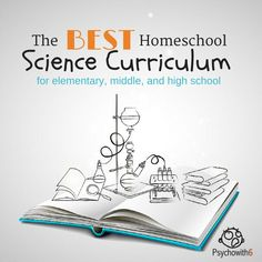 The Best Homeschool Science Curriculum - The search is over!