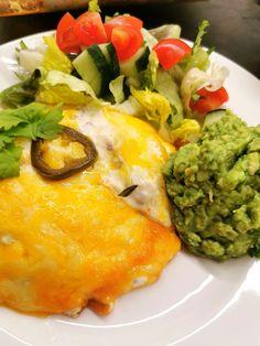 Lavkarbo middag oppskrifter - Sunne og næringsrike oppskrifter Guacamole, Mexican, Ethnic Recipes, Food, Meal, Essen, Hoods, Meals, Mexicans