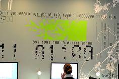 #decormural entreprise sur mesure - #wallart #sticker haut de gamme original by Mel et Kio - Roissypôle