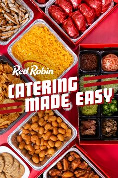 Red Robin Burgers (RedRobinBurgers) on Pinterest