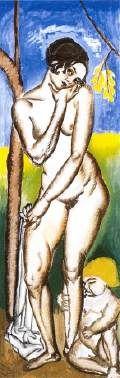 Lehel Mária: Akt