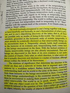 Heidegger essay
