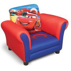 Delta Children Character Toddler Upholstered Chair