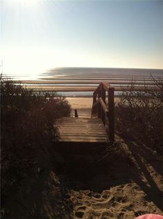 A final stroll on the beach to see the sunset over Cape Cod Bay  Eastham, Cape Cod