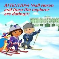 OF COURSE ITS ME PEASANTS!!! MUAHAHA IVE ALWAYS BEEN DORAN THE FRIKKIN EXPLORER!! MEXICAN POWA!!! im dating NIALL HORAN FISHES!!