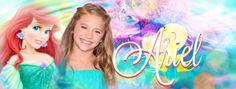 Mackenzie as Ariel