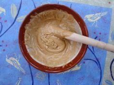 Rice paste recipe for yuzen