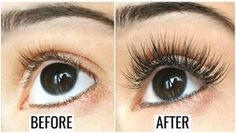 Si aplicas este ingrediente en tus pestañas todas las noches, crecerán como locas - A long lashes, hydrated and taken care of enhance the beauty and the attractiveness of the eyes to the maximum, and that is Make Eyelashes Longer, How To Grow Eyelashes, Thicker Eyelashes, Long Lashes, Eyebrows Grow, False Lashes, Beauty Care, Beauty Hacks, Beauty Tips