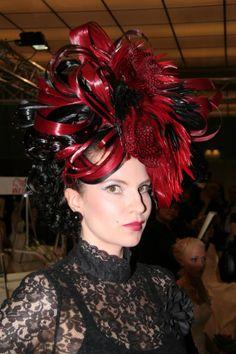 Hair open fantasy Fantasy Hair, Crown, Wreaths, Fashion, Moda, Corona, Door Wreaths, Fashion Styles, Deco Mesh Wreaths