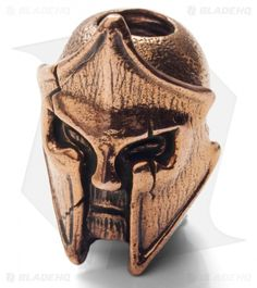 Lion ARMory King Leonidas Bead Copper
