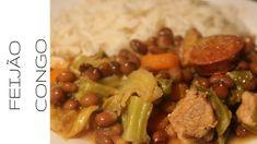 Congo, Snack Recipes, Cooking Recipes, Snacks, Cape Verde Food, Portuguese Recipes, Portuguese Food, Feijoada Recipe, Cap Vert