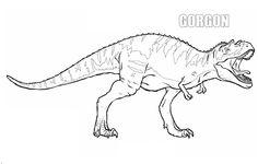 Gorgosaurus Dinosaurs