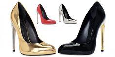 Evoria Magazin: 2012 - 2013, Sonbahar/Kış Topuklu Ayakkabı Trendleri
