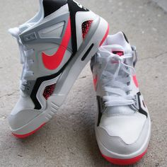 88024fbcdaef New member to the family! Nike Air Tech Challenge II