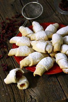 Cornulete fragede | gabriela cuisine - recipes