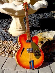 Rickenbacker 360F 1960 Fireglo   Reverb $15,000! AHH