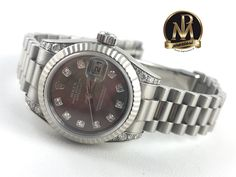 Rolex Datejust lady full white gold 18kt with diamonds 💎and mother of pearl dial, impressive watch!!! www.mpreziosi.it #mpreziosi #watches #instapic #topcondition #topquality #wristshot #datejust #gold #watchesofinstagram #rolex #limited #rolexwrist #lady #luxury #wristshot #picture #dailywatch #watchcollector #cool #watchporn #wristwatch #instawatch #watchoftheday #horology #luxury #vintagewatch #rolexwatch #whitegold #rolexporn #wristporn #luxuryshot #vintage #pearl