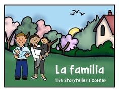 "This is the first story in the ""Había una vez - Year 1"" curriculum. If you are not following this curriculum, you can teach ""La familia"" as a stand-alone unit. IMPORTANT: Do not purchase this story if you have already purchased"