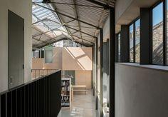 Henning Stummel Architects Ltd. · Camden Workshop