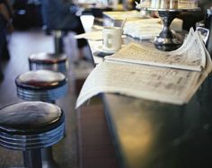 elorablue:  Diner Coffee-©Keller + Keller Photography