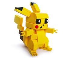 #Lego #Pikachu