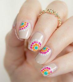 Aprende las ✤✤ diferentes técnicas para pintar uñas ✤✤ y poder hacer siempre unas uñas hermosas dependiendo de la ocasión y la tendencia.