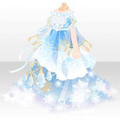Crystalline Snowfall