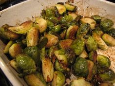 Braised Brussels Sprouts with Pancetta by idiotskitchen, | Idiot's ...