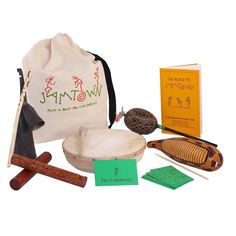 jamtown multicultural family musical rhythm instruments pack