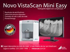 Durr Dental Brasil - Novo VistaScan Mini Easy