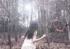 """Photo by Eleanor Hardwick, 2008. This reminds me of childhood and """"Where the Wild Things Are"""""""