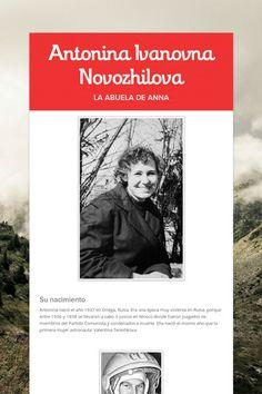 Antonina Ivanovna Novozhilova, la abuela de Anna