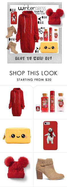 """""""Simple Style/ Under $100"""" by catwoman-5564 ❤ liked on Polyvore featuring Polaroid, Anya Hindmarch, Gap and Sole Society"""