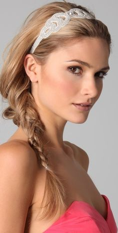 wish my hair was long already so i could do these cute things with it!
