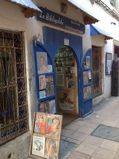 E Booking Essaouira Le Bibliophile, Essaouira | bookish beauty | Pinterest
