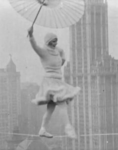 gif vintage dancing NYC new york Balance 1931 Vintage gif tightrope British Pathé Lady Dancing Above New York gif newsreels New York Dance, Martha Graham, Vintage Dance, Cinemagraph, Team Building Activities, Gifs, Lets Dance, Silent Film, Vintage Photography