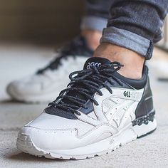 "Asics Gel-Lyte V x Monkey Time ""Lights & Shadows"""