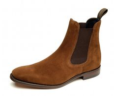 Loake Mitchum Boots