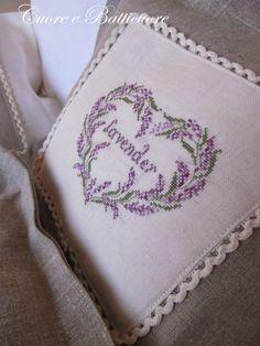 Cuore e Batticuore Lavender Sampler