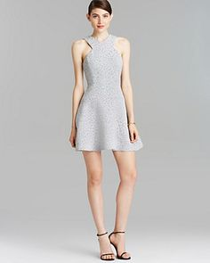 e843aed1f1c Tibi Dress - Rime Jacquard EDITORIAL - Women s New Arrivals - Clothing -  Bloomingdale s