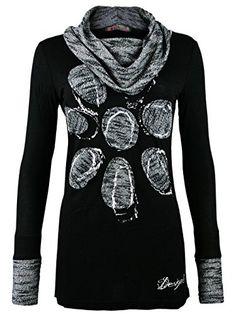 DESIGUAL Damen Designer Top Longsleeve - MYRIAM -XL Desigual http://www.amazon.de/dp/B00MWSC9OI/ref=cm_sw_r_pi_dp_AMRhub0E711J9