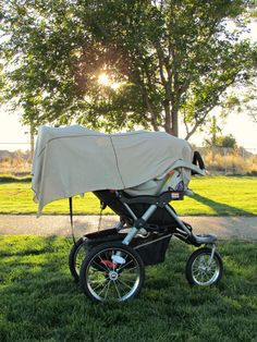 The DRIA nursing cover also makes a wonderful stroller cover.