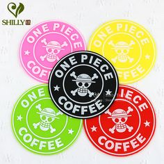 Find skull clothing and accessories for men and women Silicone Circular... New items added daily http://rebelstreetclothing.com/products/silicone-circular-one-piece-skull-coaster-mats-pads-smile-happy-anti-heat-skidproof-cup-coaster-dishes-bowls-mats-pads