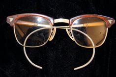 Vintage Eyeglasses 1940 50's style eyewear by MaisonetteJanna