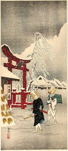 Shotei Takahashi: Okabe - Japanese Art Open Database